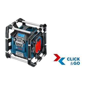 Radio GML 20 Professional + AUX-Kabel
