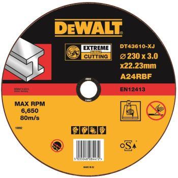 EXTREME Metall-Trennscheibe - gekröpft DT43610