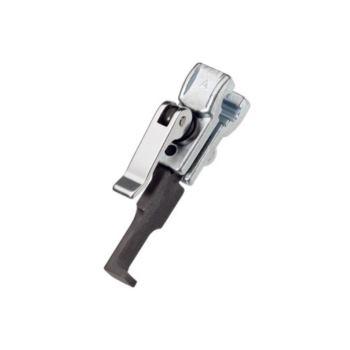 Abzughaken mit Schnellspann-Klemmstück 220 mm