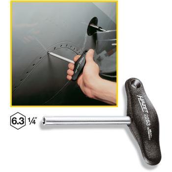 Schraubendreher-Einsatz (Bit)-Halter 2253 · Sechskant hohl 6,3 (1/4 Zoll) · l: 135 mm