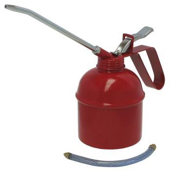 Metallölkanne Gr.2 ca. 450 ccm (starrer u. flexibl