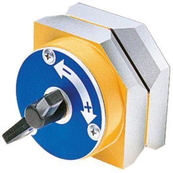 Permanentmagnet-Sechskanthalter 108 x 108 x 94 mm