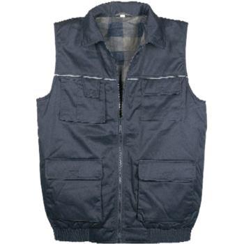 Profi-Arbeitsweste Größe XL aus Baumwolle/Polyeste