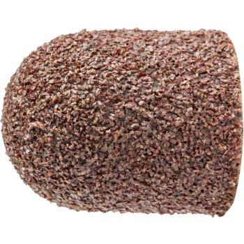 Policap Schleifkappen 13 mm Walzenrund, Korn 60