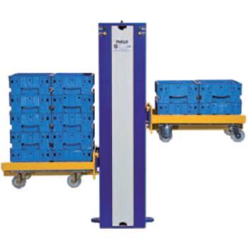 Hubgerät Duo, Hublast 500kg Hubhöhe 1000mm Farbe: