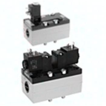 5813223710 AVENTICS (Rexroth) V581-5/2DS-024DC-I3-2M12-LBX-A
