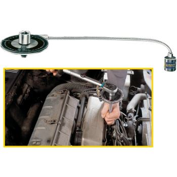 Mechanische Winkelscheibe 6690 · 4kt. hohl 12,5mm(1/2 Zoll) · 4kt. massiv 12,5 mm (1/2 Zoll)