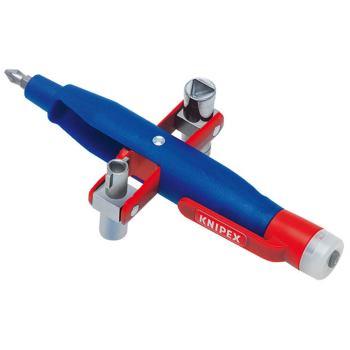 Stift-Schaltschrank-Schlüssel mit Spannungsfinder 155 mm