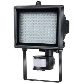 LED-Leuchte L130 PIR IP44 mit Infrarot-Bewegungsme