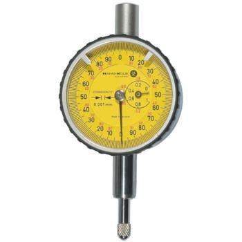 Messuhr 40 mm Außendurchmesser 0,001 mm Skalenteil