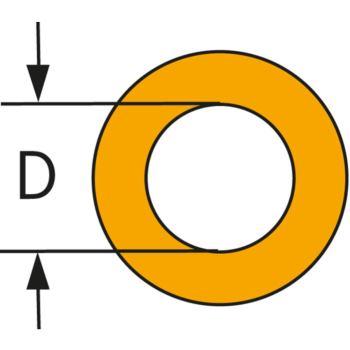 SUBITO Messscheibe für 18 - 35 mm 0,5 Messbereich