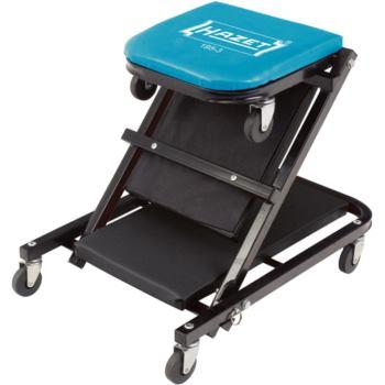 Roll-Sitz-Liege, Tragf.150kg 1198x450x130mm (Liege