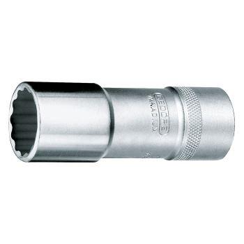 """1/2"""" Zoll Steckschlüsseleinsatz Ø 32mm lange Ausführung"""