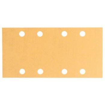 93x186mm Schleifpapier mit Klett 10 Stück Korn 40