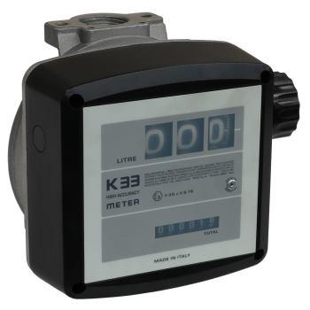Einbau-Durchflussmengenzähler DIGIMET K33 3540821