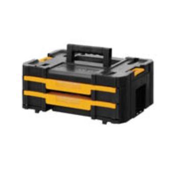 Werkzeugbox TSTAK IV mit 2 Schubladen
