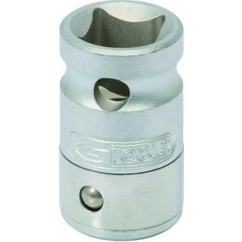 "3/8"" Bit-Adapter-Stecknuss, für Bits 10mm 911.4311"