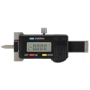 Digital-Tiefenmessschieber 0-25mm, 125mm 300.0550