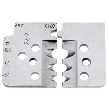 1 Satz Ersatzmesser für 12 12 12 mm