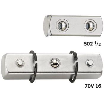 59010015 - Vierkant-Verbindungsteile