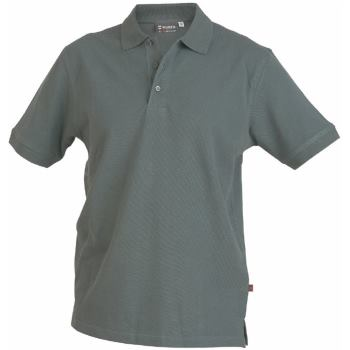 Polo-Shirt graphit Gr. XXXL