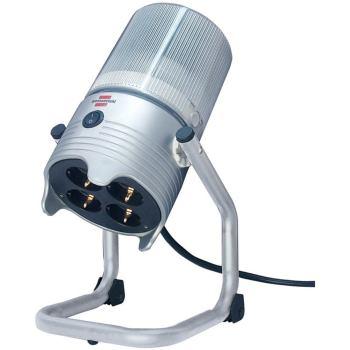 Stromstation + Licht 3m H05VV-F 3G1,5 max.60W 1174