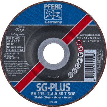 Trennscheibe EH 115-2,4 A 30 T SGP/22,23