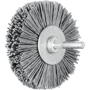 Rundbürste mit Schaft, ungezopft RBU 7015/6 SiC 180 0,90