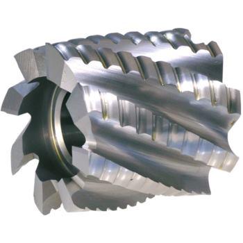 Walzenstirnfräser HSSE5 60x60x27 mm DIN 841 NF HS
