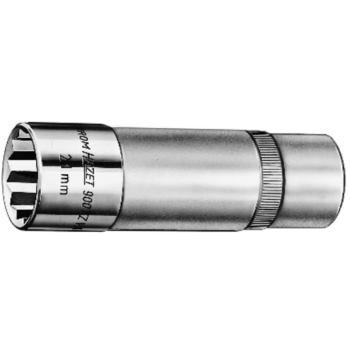 """1/2"""" Zoll Steckschlüsseleinsatz Ø 19mm lange Ausführung"""