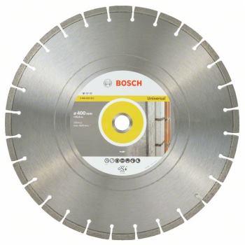 Diamanttrennscheibe Standard for Universal, 400 x25,40 x 3,2 x 10 mm