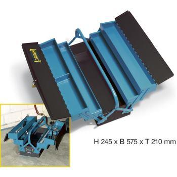 Metall-Werkzeugkasten, leer 190L