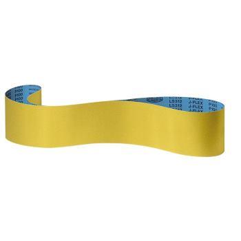 Schleifgewebe-Band, wirkstoffbeschich., LS 312 JF , Abm.: 50x1525 mm,Korn: 100