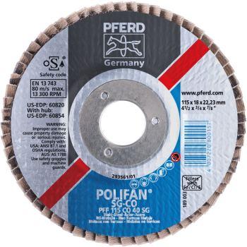 POLIFAN®-Fächerscheibe PFF 115 CO 40 SG/22,23 Auslaufartikel