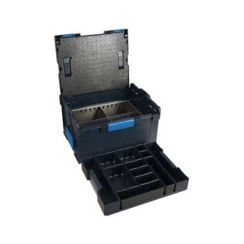 L-BOXX 238 inkl. Trennblechset 4F+ISB H3 xH 442x3