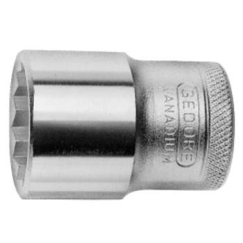 """1/2"""" Zoll Steckschlüsseleinsatz Ø 23 mm DIN 3124"""