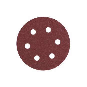 Haftschleifblätter Korn 80 80 mm Durchmesser 10 S