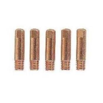 Stromdüsen / Kontaktröhrchen 0,6 mm 5 Stück für Fülldraht