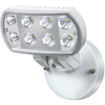 Hochleistungs-LED-Leuchte L801 IP55 8x1W 850lm wei