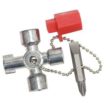 Mini-Schaltschrankschlüssel, 42mm 130.1010