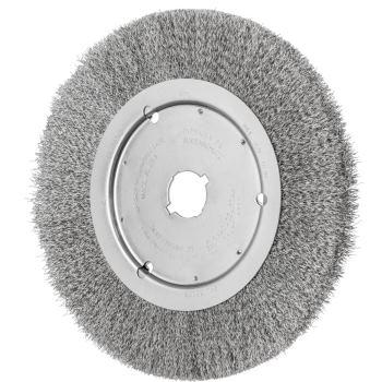 Rundbürste, ungezopft RBU 25020/22,2 INOX 0,30