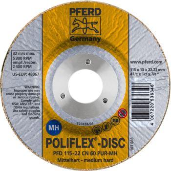 Poliflex®-Disc PFD 115-22 CN 60 PUR-MH