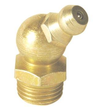 Hydraulik-Kegel-Schmiernippel H2 M8x1,25 DIN 714
