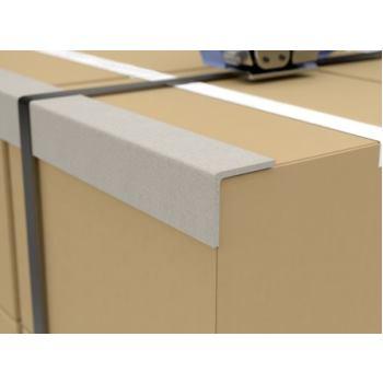 Kantenschutzwinkel aus Pappe Abm. 50x50mm, Länge 1