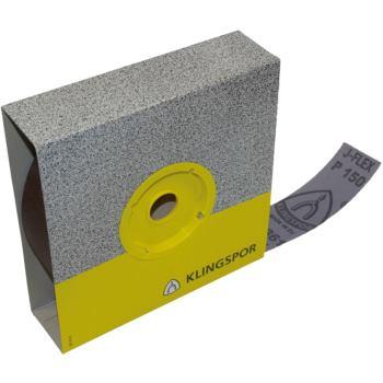 Schleifgewebe-Rollen, braun, KL 361 JF , Abm.: 50x25000 mm, Korn: 150