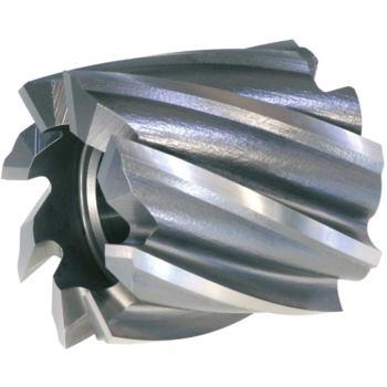 Walzenstirnfräser HSSE5 60x60x27 mm DIN 841 N HSS