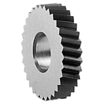 Rändelfräser RAA rechts 0,6 mm Durchmesser 8,9 mm
