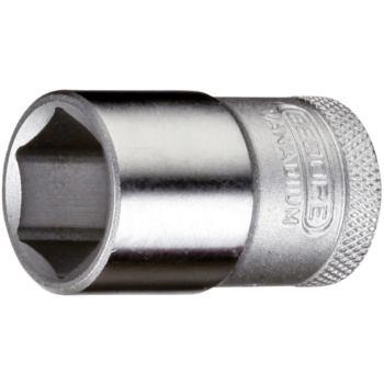 Steckschlüsseleinsatz 27 mm 1/2 Inch DIN 3124 Sec