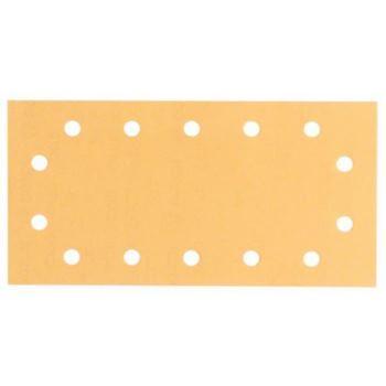 115x230mm Schleifpapier mit Klett 10 Stück Korn 60