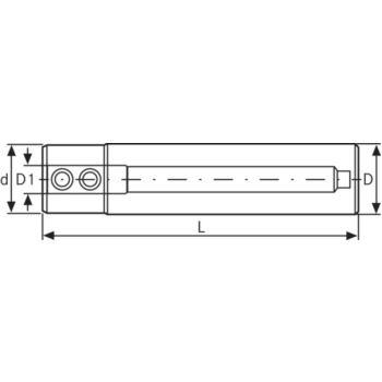 Mini-Halter AIM 0012 H3 17118100
